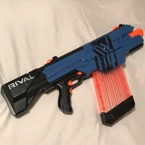 Huge vintage Rival Nerf Gun